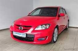 Москва Mazda3 MPS 2007