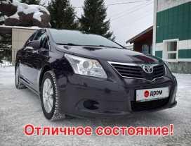 Новосибирск Avensis 2010