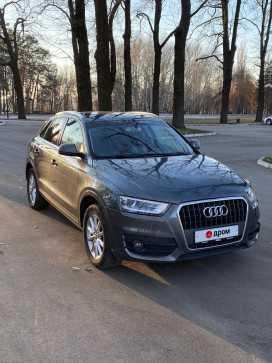 Воронеж Audi Q3 2012