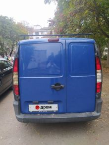 Симферополь Doblo 2002