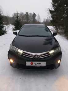 Александров Corolla 2013