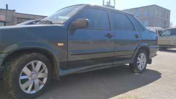 Курган 2115 Самара 2008
