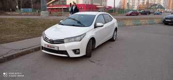 Москва Corolla 2014