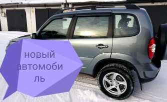 Красноярск Niva 2015