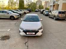 Москва Elantra 2019