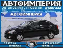 Красноярск Verna 2010
