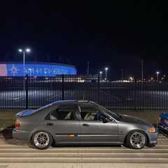 Ростов-на-Дону Civic 1992
