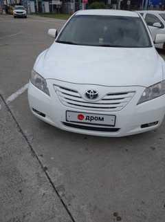 Новороссийск Toyota Camry 2007
