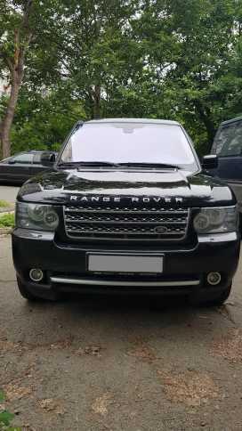 Владивосток Range Rover 2012