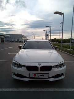 Минеральные Воды BMW 3-Series 2012