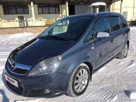 Киров Opel Zafira 2007