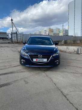 Иркутск Mazda3 2013