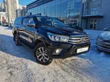 Санкт-Петербург Hilux Pick Up 2018