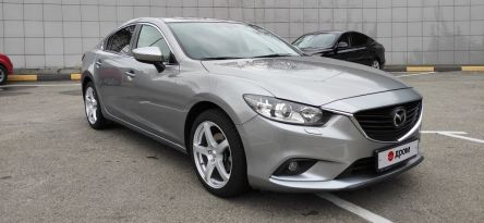 Сочи Mazda6 2014