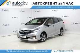 Новосибирск Honda Shuttle 2016