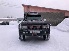 Усть-Илимск Land Cruiser 1997