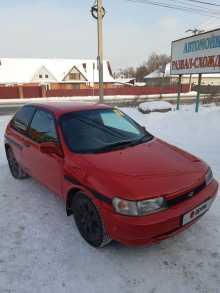 Иркутск Corolla II 1991