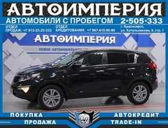 Красноярск Sportage 2013