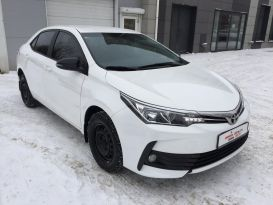 Ярославль Corolla 2018