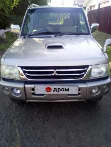 Шарыпово Pajero Mini 2003