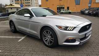 Севастополь Mustang 2016