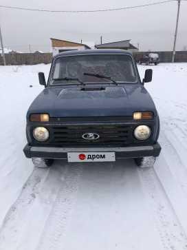 Черногорск 4x4 2121 Нива 2002