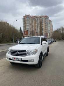 Москва Land Cruiser 2007
