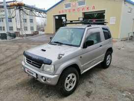Петропавловск-Камчатский Pajero Mini 2005