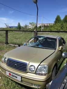 Шарыпово Progres 2001