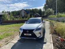 Томск RX350L 2018