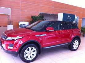 Омск Range Rover Evoque
