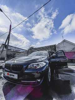 Черкесск BMW 5-Series 2011