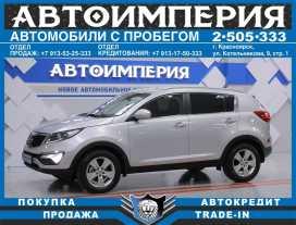 Красноярск Kia Sportage 2011