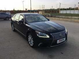 Краснодар LS460L 2012