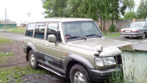 Назарово Galloper 2001
