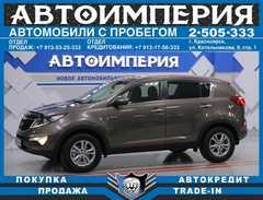 Красноярск Kia Sportage 2014