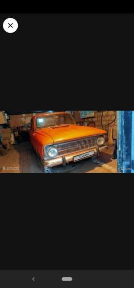 Железногорск-Илимский 412 1980