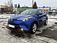Белгород Toyota C-HR 2018