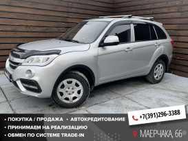 Красноярск X60 2018
