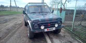 Саки 4x4 2121 Нива 1989