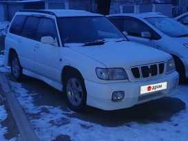 Хабаровск Forester 2000