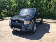 Воронеж Honda Element 2004