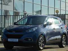Новый Уренгой Hyundai ix35 2013