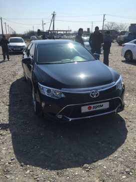 Баксан Toyota Camry 2014