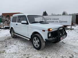 Пермь 4x4 2121 Нива 2000