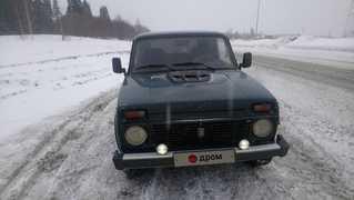 Мариинск 4x4 2121 Нива 2001