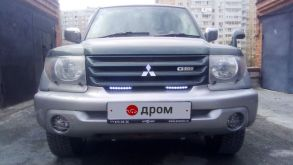 Екатеринбург Pajero iO 2000