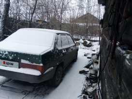 Черногорск 21099 1999