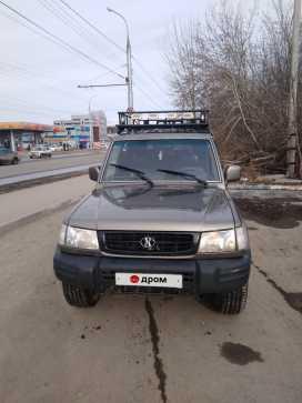 Иркутск Galloper 2001
