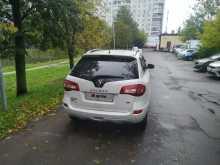 Москва Koleos 2014
